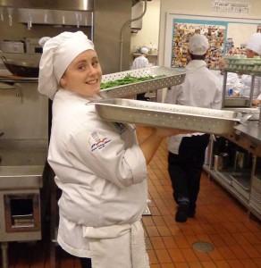 culinary server