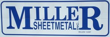Miller Sheetmetal